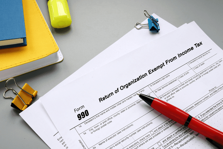 Your Guide to Form 990